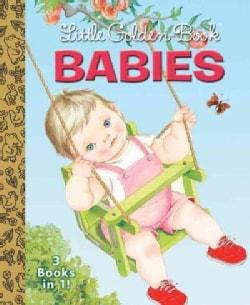 Little Golden Book Babies (Hardcover)