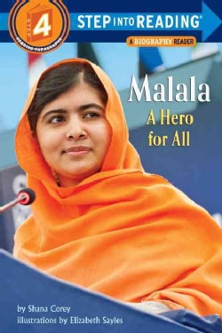 Malala: A Hero for All (Paperback)