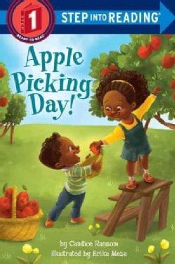 Apple Picking Day! (Paperback)
