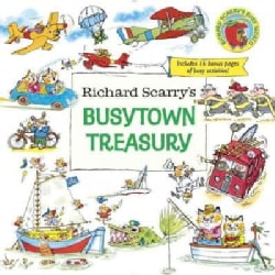 Richard Scarry's Busytown Treasury (Hardcover)