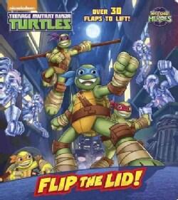 Flip the Lid! (Board book)