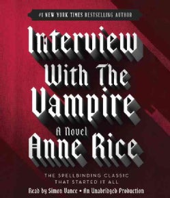 Interview with the Vampire (CD-Audio)
