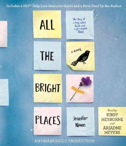 All the Bright Places (CD-Audio)