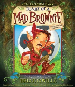 Diary of a Mad Brownie (CD-Audio)