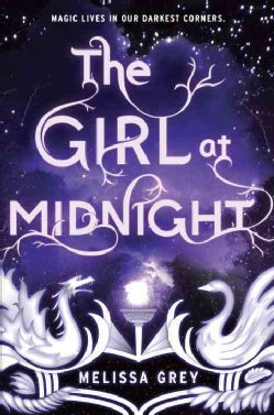 The Girl at Midnight (CD-Audio)