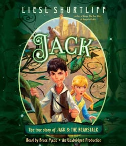 Jack: The True Story of Jack & the Beanstalk (CD-Audio)