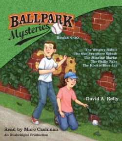 Ballpark Mysteries Collection: The Wrigley Riddle; The San Francisco Splash; The Missing Marlin; The Philly Fake; ... (CD-Audio)