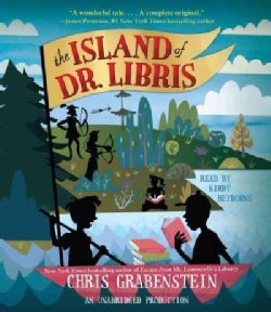 The Island of Dr. Libris (CD-Audio)