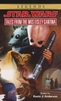 Tales from the Mos Eisley Cantina (Paperback)