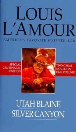 Utah Blaine & Silver Canyon (Paperback)