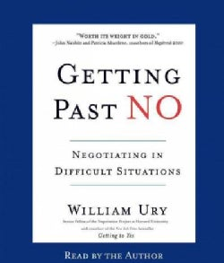 Getting Past No: Negotiating in Difficult Situations (CD-Audio)