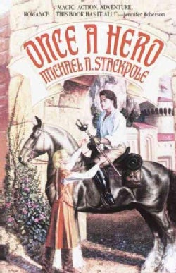 Once a Hero (Paperback)