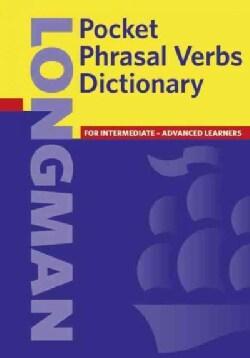 Longman Pocket Phrasal Verbs Dictionary (Hardcover)