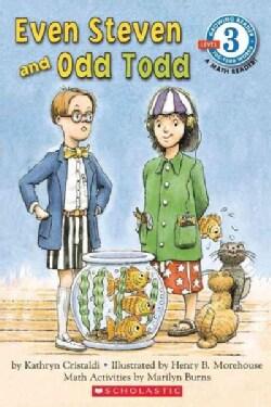 Even Steven and Odd Todd (Paperback)