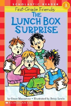 The Lunch Box Surprise (Paperback)