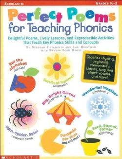 Perfect Poems for Teaching Phonics, Grades K-2: Grades K-2 (Paperback)