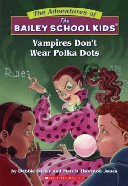 Vampires Don't Wear Polka Dots (Paperback)