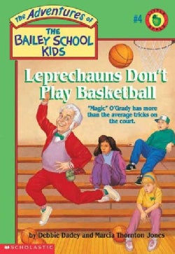 Leprechauns Don't Play Basketball (Paperback)