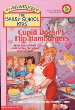 Cupid Doesn't Flip Hamburgers (Paperback)