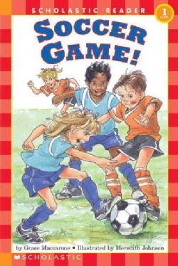Soccer Game! (Paperback)