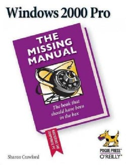 Windows 2000 Pro: The Missing Manual (Paperback)