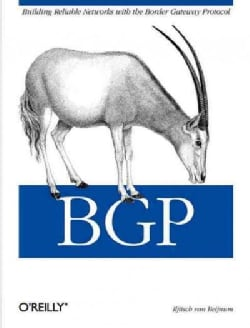 Bgp: Building Reliable Networks With the Border Gateway Protocol (Paperback)