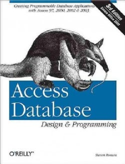 Access Database Design and Programming (Paperback)