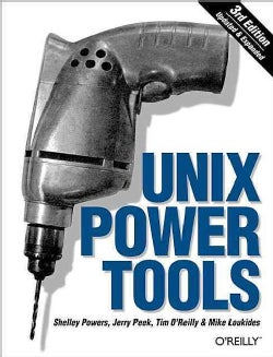Unix Power Tools (Paperback)