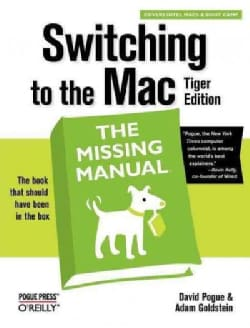 Switching to the Mac: The Missing Manual (Paperback)