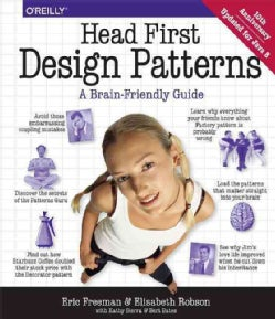 Head First Design Patterns (Paperback)