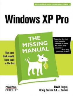 Windows XP Pro: The Missing Manual: The Book That Should Have Been in the Box (Paperback)