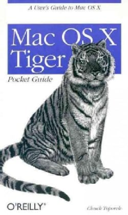 MAC OS X Tiger: Pocket Guide (Paperback)