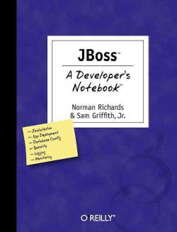 Jboss: A Developer's Notebook (Paperback)