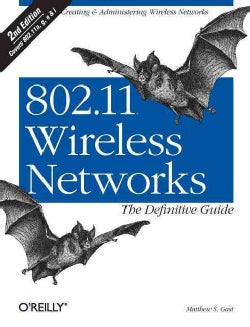 802.11 Wireless Networks: The Definitive Guide (Paperback)