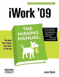 iWork '09: The Missing Manual (Paperback)