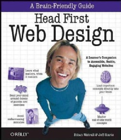 Head First Web Design (Paperback)