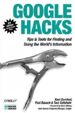 Google Hacks (Paperback)