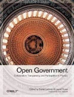 Open Government (Paperback)