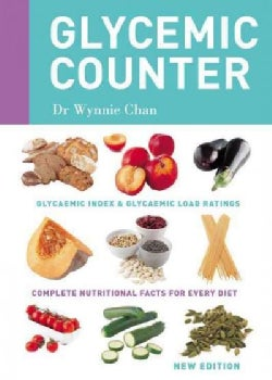 Glycemic Counter: Glycemic Index & Glycemic Load Ratings (Paperback)