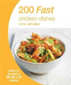 200 Fast Chicken Dishes (Paperback)