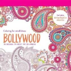 Bollywood: 70 Designs to Help You De-Stress (Paperback)
