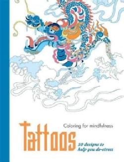 Tattoos: 50 Designs to Help You De-Stress (Paperback)
