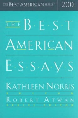 The Best American Essays 2001 (Paperback)