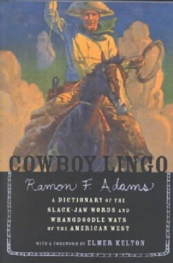 Cowboy Lingo (Paperback)