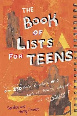 The Book of Lists for Teens (Paperback)