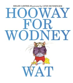 Hooway for Wodney Wat (Paperback)