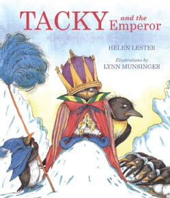 Tacky and the Emperor (Paperback)
