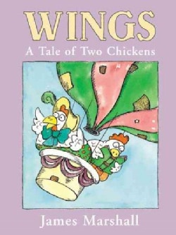 Wings: A Tale of Two Chickens (Paperback)