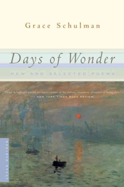 Days of Wonder: New and Selected Poems (Paperback)