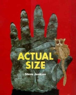 Actual Size (Hardcover)